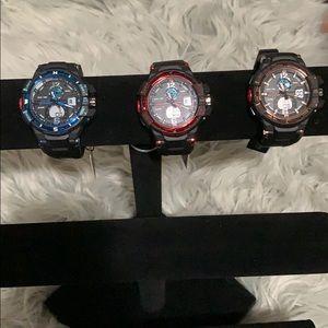 Watches Curren